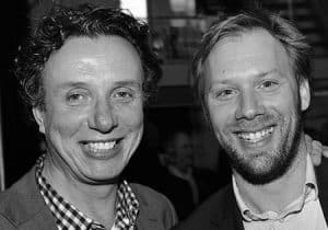 Paul Sebes & Willem Bisseling