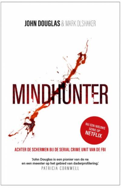 Voorplat 'Mindhunter'