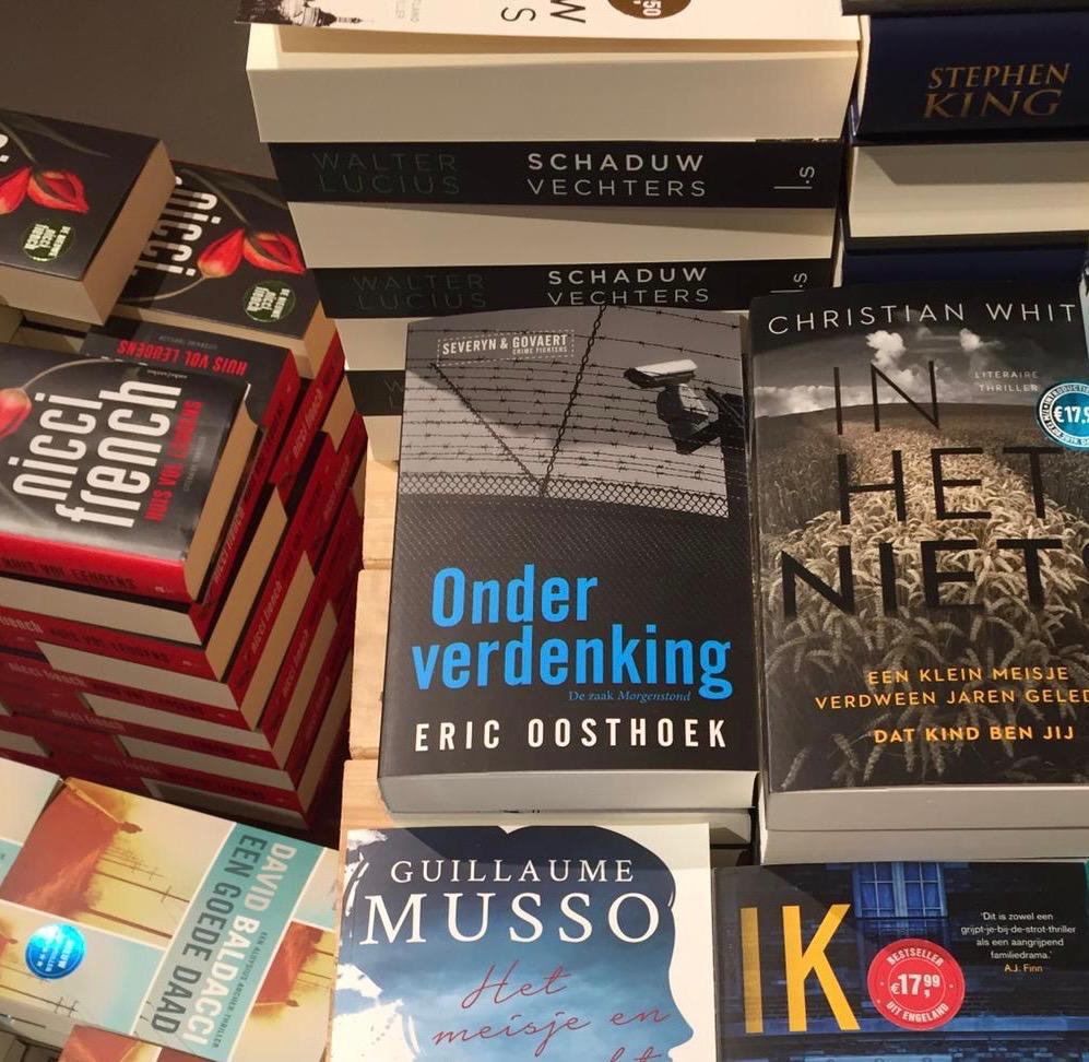 Boekhandel Gianotten Mutsaers in Tilburg