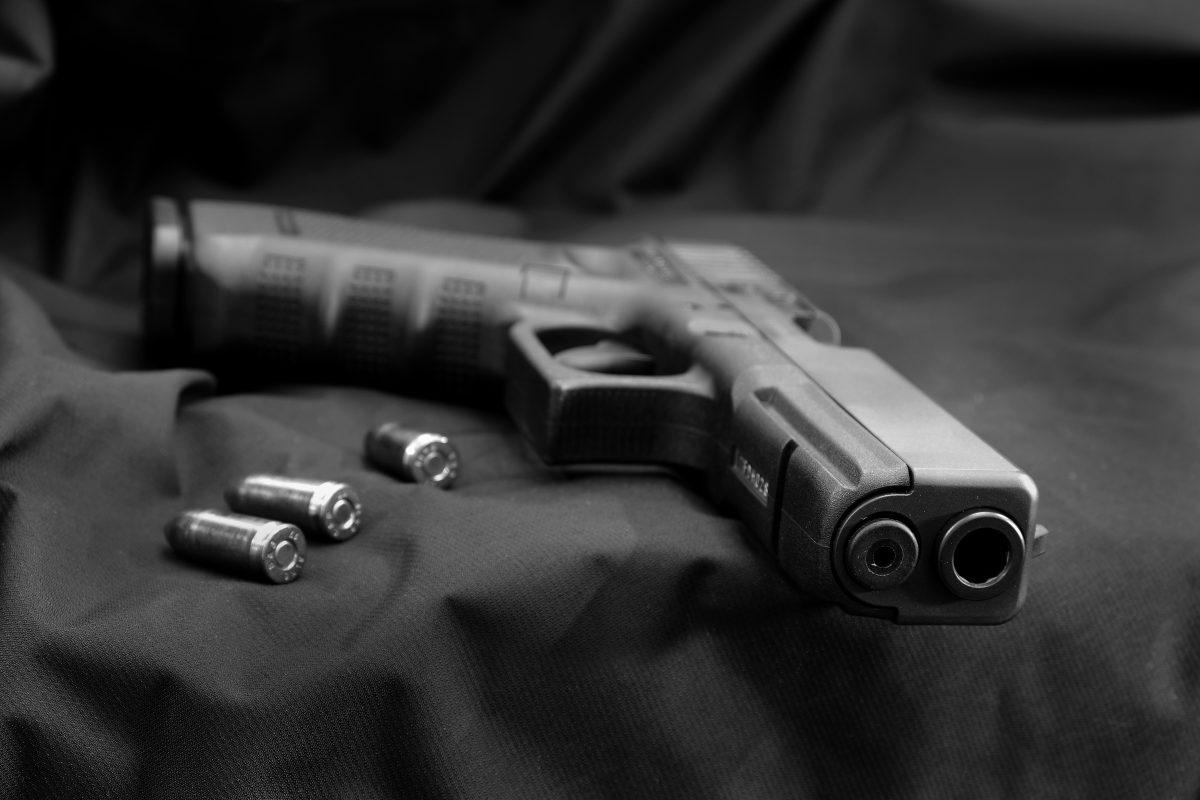 Glock 17 met gesloten slede