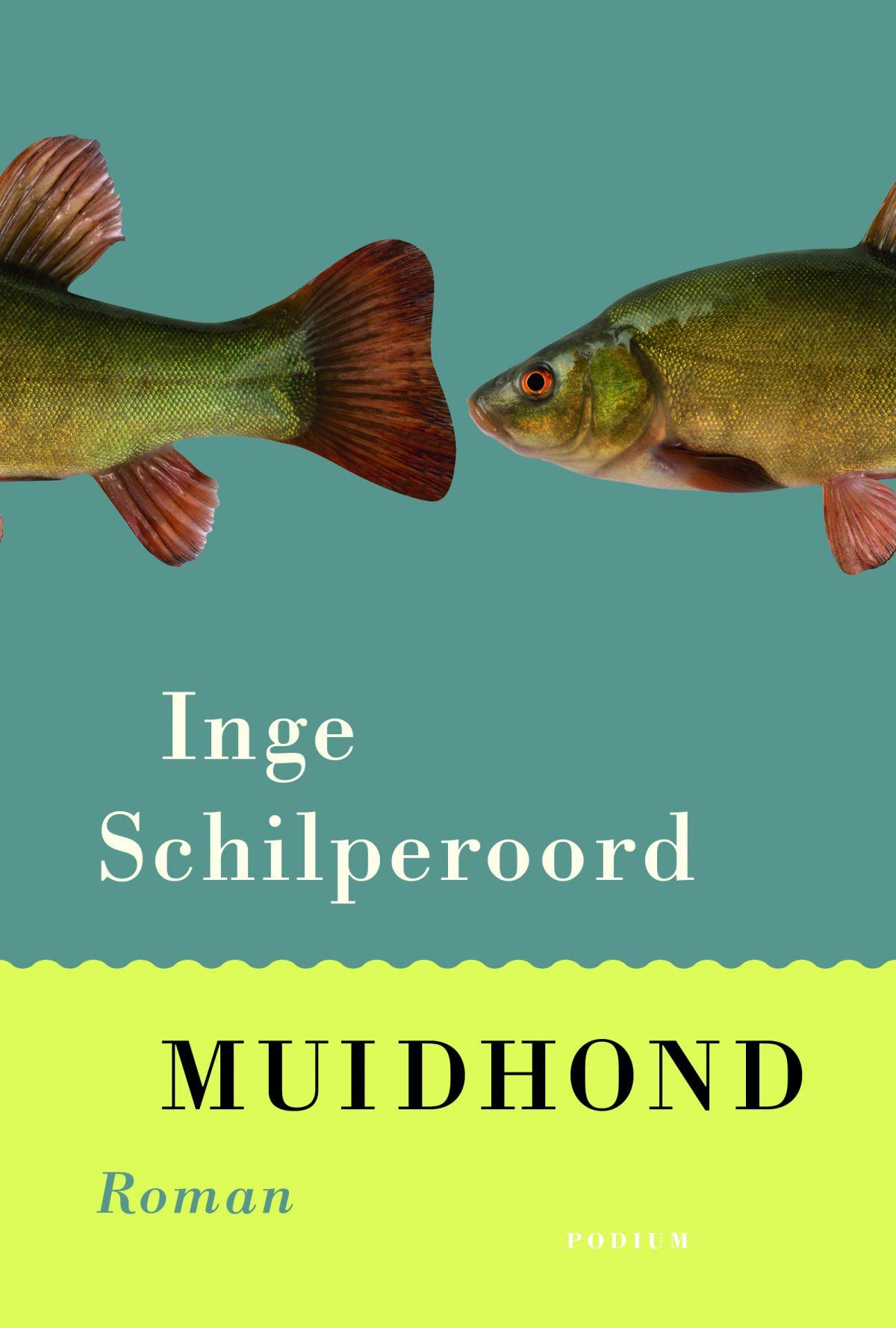 Voorplat 'Muidhond'