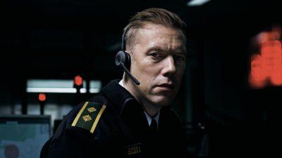 Jakob Cedergren in 'Den Skyldige' - NRC 7 augustus 2018