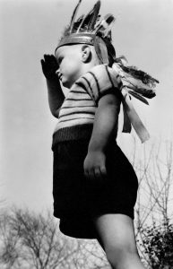 Eric Oosthoek in 1953