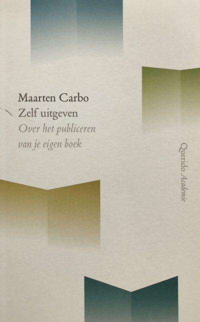 Zelf uitgeven - Maarten Carbo