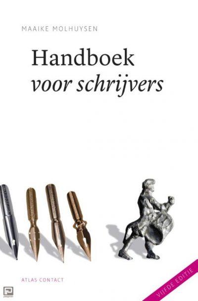 Omslag Handboek voor schrijvers