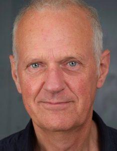 Portret Jan de Boer